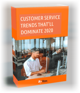 Zylinc report: Customer service trends that'll dominate 2020