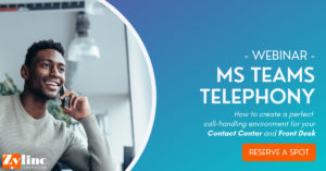 MS Teams telephony webinar